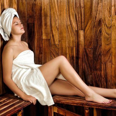 infrared sauna therapy benefits
